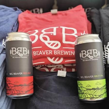 Big Beaver Brewing Launching Next Week in Alberta