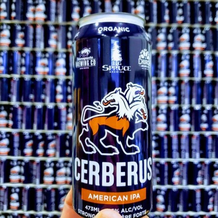 Big Spruce Brewing, Tatamagouche Brewing & The Church Brewing Release Cerberus American IPA
