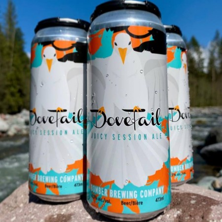 Bomber Brewing Releases Dovetail Juicy Session Ale
