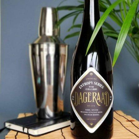 Dageraad Brewing Releasing Entropy Series No. 10