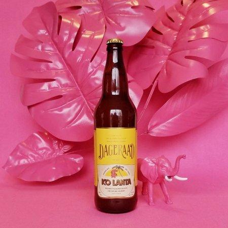Dageraad Brewing Brings Back Ko Lanta Blonde Ale
