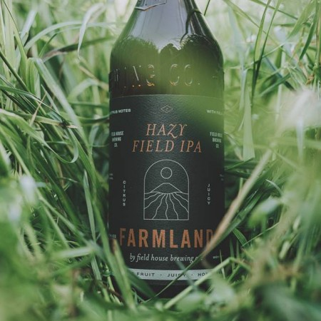Field House Brewing Farmland Series Continues with Hazy Field IPA