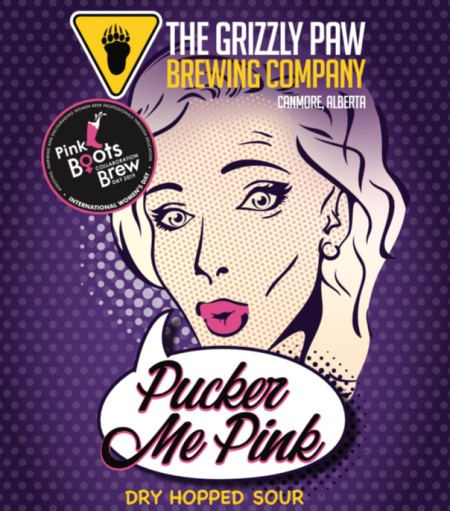 Grizzly Paw Brewing Releases Pink Boots Society Benefit Beer and New Sampler Pack