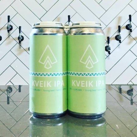 Île Sauvage Brewing Releases Kviek IPA
