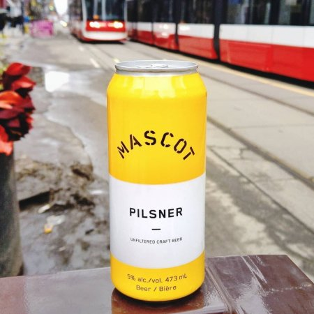 Mascot Brewery Opening Brew Bar and Beergarden in Downtown Toronto