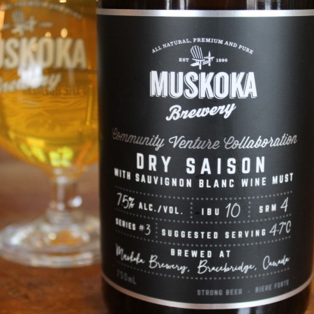 Muskoka Brewery Community Venture Collection Continues with Vancouver Island Brewing Collaboration