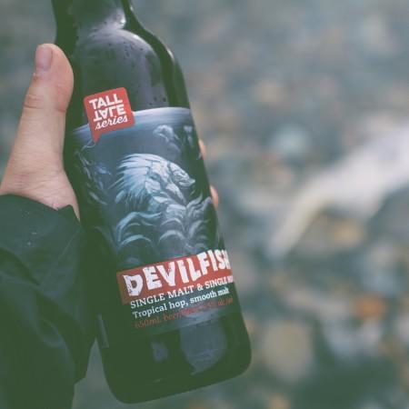 Old Yale Brewing Brings Back Devilfish IPA
