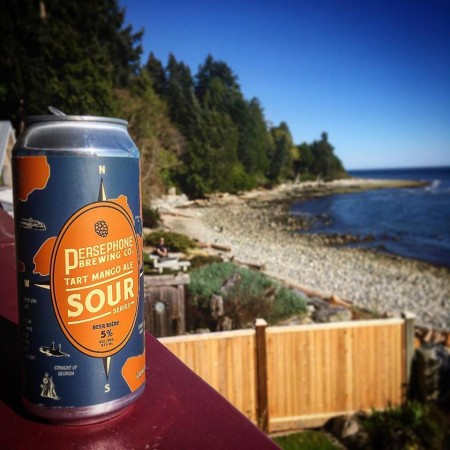 Persephone Brewing Sour Series Continues with Tart Mango Ale