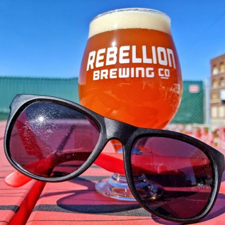 Rebellion Brewing Releases Citrus Smoothie