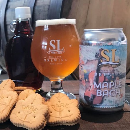 Sea Level Brewing Releasing Maple Bach