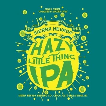 Sierra Nevada Brewing Hazy Little Thing IPA Now Available in Ontario via Von Terra Enterprises