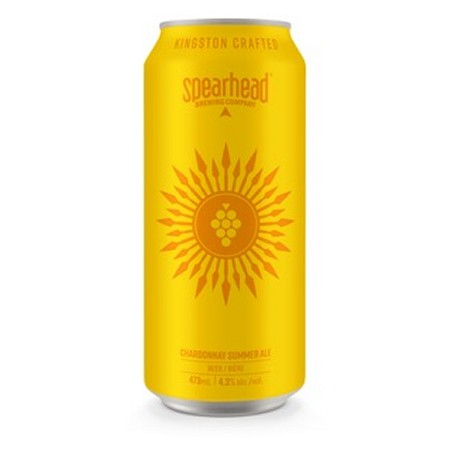 Spearhead Brewing Releases Chardonnay Summer Ale