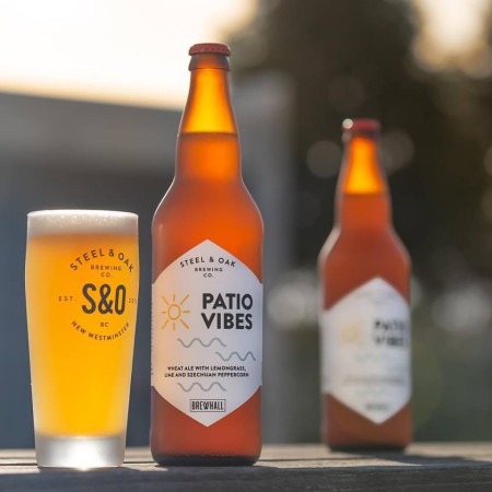 Steel & Oak Brewing and BREWHALL Release Kveik Collaborations