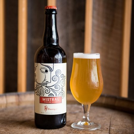 Strange Fellows Brewing Brings Back Mistral Riesling Saison
