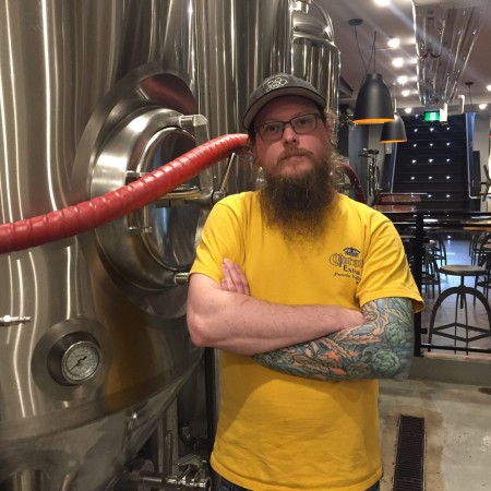 The Six Brewhouse Releases First Beers from New Brewer Chris Tower