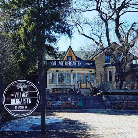 The Village Biergarten Opening This Weekend in St. Jacobs, Ontario