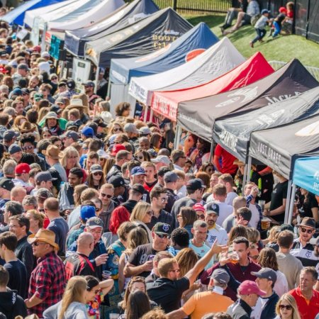 Toronto Wolfpack Announces Craft Beer Garden Line-Up for 2019 Season