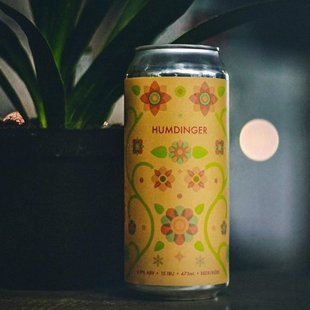 2 Crows Brewing Releasing Humdinger Farmhouse Ale
