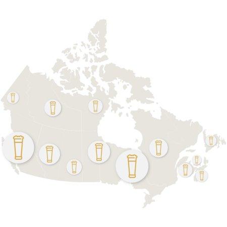 Beer Canada Releases Industry Trends 2018 Update