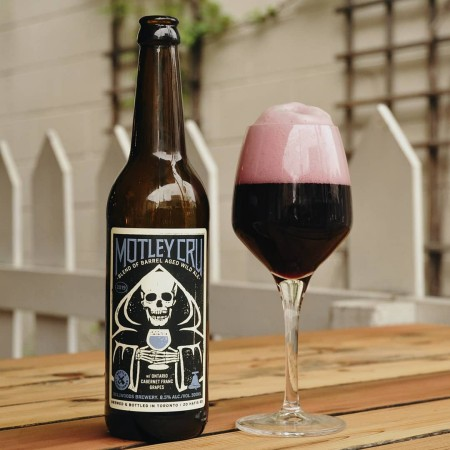 Bellwoods Brewery Announces Release Details for Motley Cru 2019