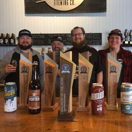Clifford Brewing Holding 1st Anniversary Party This Weekend