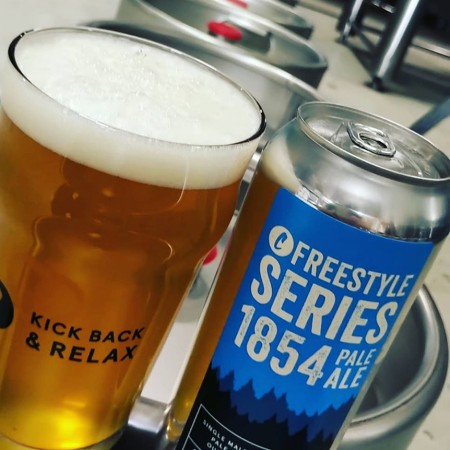 The Collingwood Brewery Releases 1854 Pale Ale for 5th Anniversary
