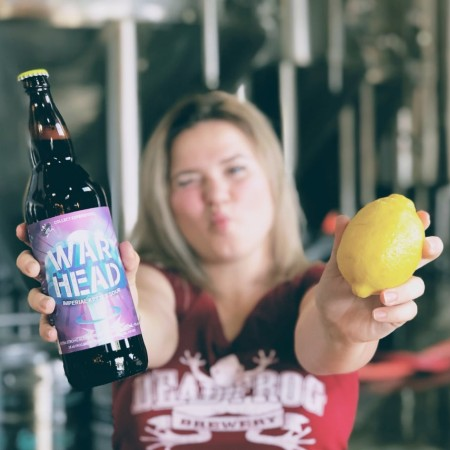 Dead Frog Brewery Brings Back Warhead Imperial Kettle Sour
