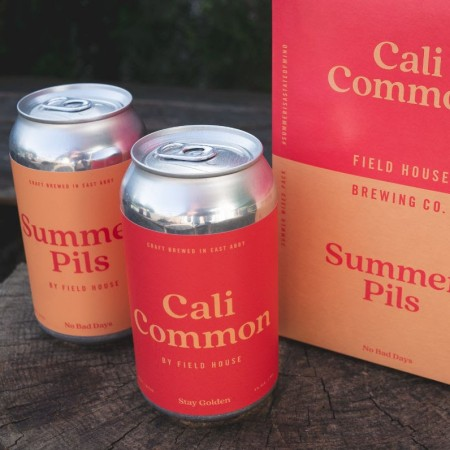 Field House Brewing Releases Summer Mixed Pack