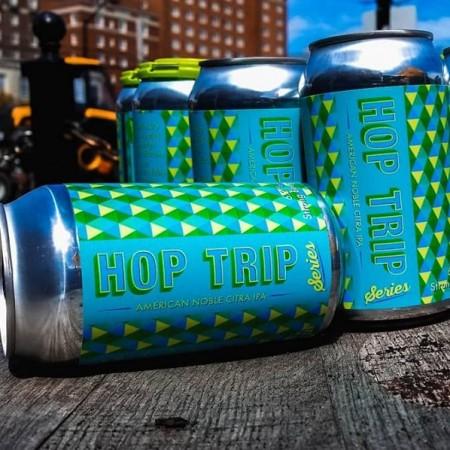 Garrison Brewing Launches Hop Trip IPA Series