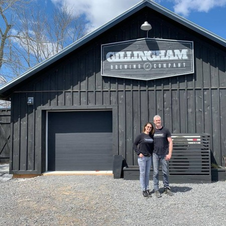 Gillingham Brewing Now Open in Prince Edward County