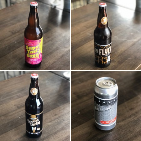 Henderson Brewing Announces Four New Retail Releases