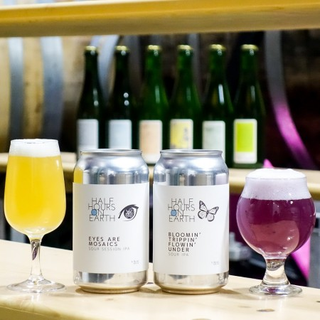 Half Hours On Earth Launches Sour IPA Series & New Oak Aged Farmhouse Ale
