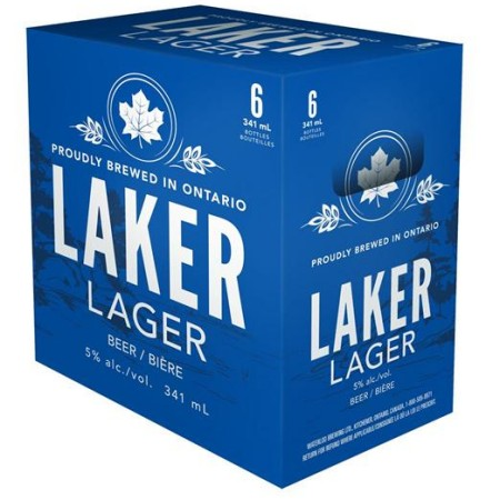 """Brick Brewing Bringing Back """"Buck a Beer"""" Pricing on Laker Lager for Victoria Day"""