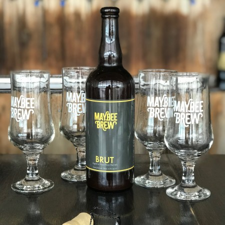 Maybee Brew Co. Launching Barrel Project with Brut: Aged in Pinot Noir Barrels