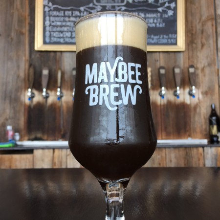 Maybee Brew Co. Releasing May The Schwarz Be With You! Black Lager