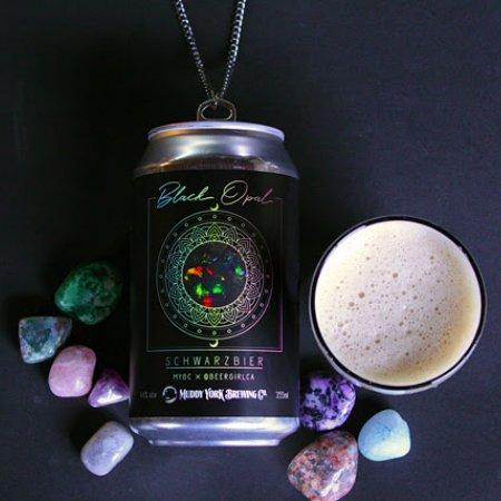 Muddy York Brewing and Lauren Richard Releasing Black Opal Schwarzbier