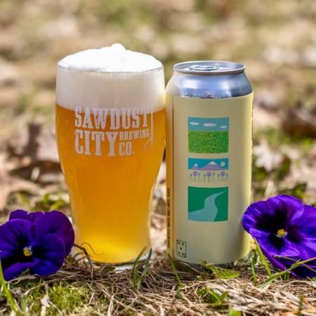 Sawdust City Brewing Releases Field Meadow Stream Grisette