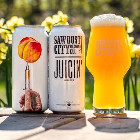 Sawdust City Brewing Juicin' IPA Returning This Week for Summer Run
