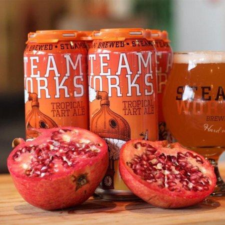 Steamworks Brewing Tropical Tart Ale Returns