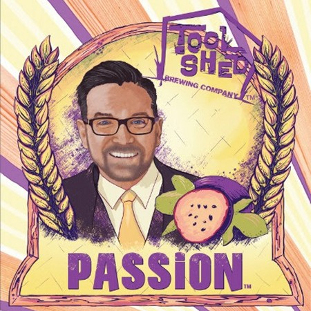 Tool Shed Brewing Releases Passion Blonde Ale