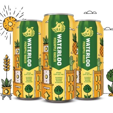 Waterloo Brewing Releasing Two Seasonal Radlers