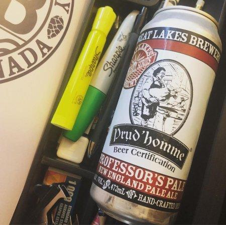 Ontario Breweries Release Beers to Mark 10th Anniversary of Prud'homme Beer Certification Program