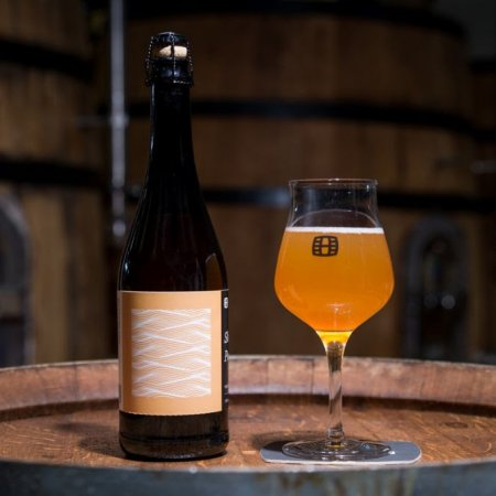Halcyon Barrel House Releases 2nd Edition of Shifting Sands: Peach and New Collaboration with Matron Fine Beer
