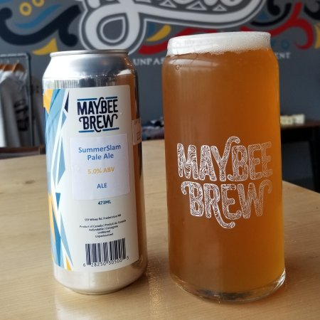 Maybee Brew Co. Releases Summer Slam APA