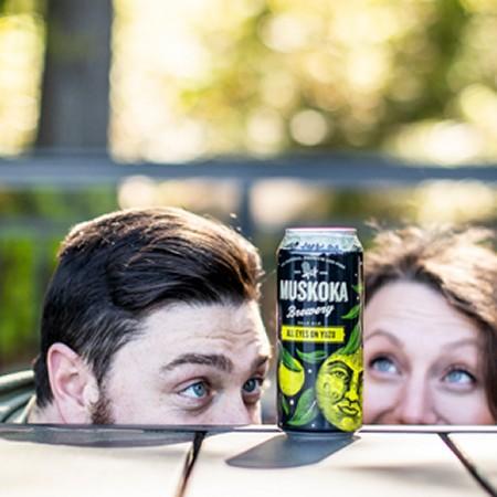 Muskoka Brewery All Eyes On Yuzu APA Coming to LCBO