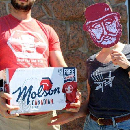 Muskoka Brewery Issues Legal Claim Against Molson Coors Canada Over Muskoka Chair T-Shirt