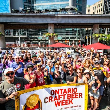 Ontario Craft Beer Week 2019 Launching Tomorrow