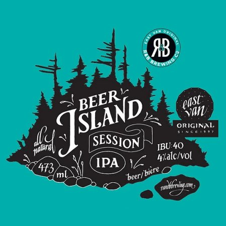 R&B Brewing Adding Beer Island Session IPA to Core Line-Up