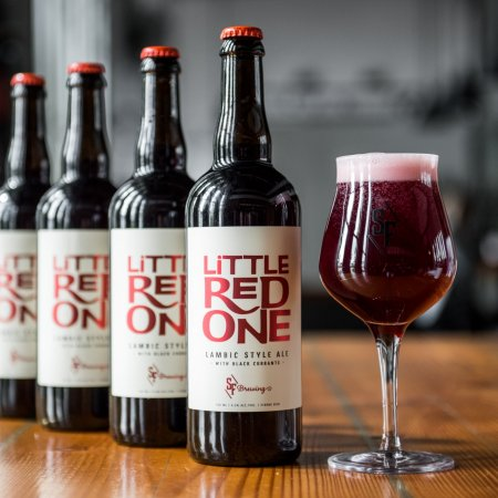 Strange Fellows Brewing Brings Back Little Red One Lambic Style Ale