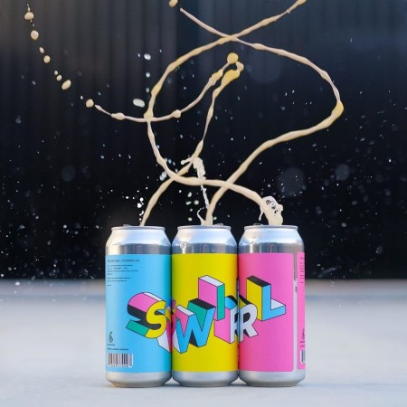 Superflux Beer Co. and Strathcona Beer Co. Release Swirl Sour